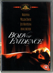 BODY OF EVIDENCE - UK & EUROPEAN DVD FILM